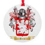 Baeza Round Ornament