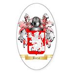Baeza Sticker (Oval)