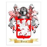 Baeza Small Poster