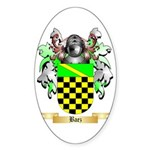 Baez Sticker (Oval)