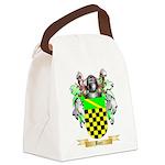 Baez Canvas Lunch Bag