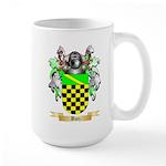 Baez Large Mug