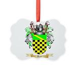 Baez Picture Ornament