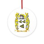 Baer Ornament (Round)