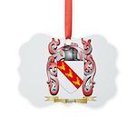 Baeck Picture Ornament