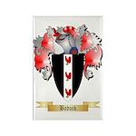 Badock Rectangle Magnet (100 pack)