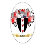 Badock Sticker (Oval)