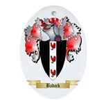 Badock Ornament (Oval)
