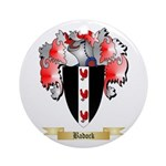 Badock Ornament (Round)
