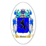 Badini Sticker (Oval 50 pk)