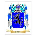 Badini Small Poster