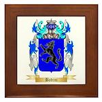 Badini Framed Tile