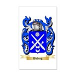 Bading 35x21 Wall Decal