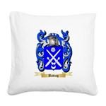 Bading Square Canvas Pillow