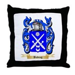 Bading Throw Pillow