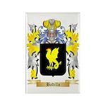 Badillo Rectangle Magnet (100 pack)