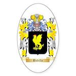 Badillo Sticker (Oval)