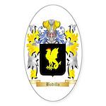 Badillo Sticker (Oval 10 pk)