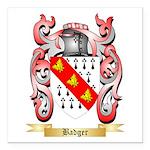 Badger Square Car Magnet 3