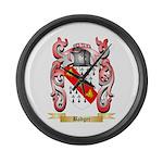 Badger Large Wall Clock