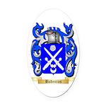 Badenius Oval Car Magnet