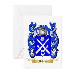 Badeke Greeting Cards (Pk of 10)