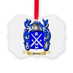 Badeke Picture Ornament