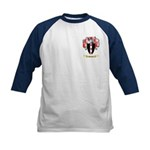 Badcock Kids Baseball Jersey