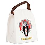 Badcock Canvas Lunch Bag