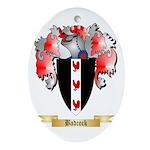 Badcock Ornament (Oval)