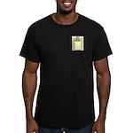 Backus Men's Fitted T-Shirt (dark)
