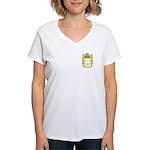 Backus Women's V-Neck T-Shirt