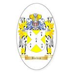 Backus Sticker (Oval)