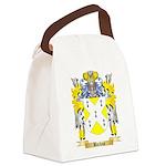 Backus Canvas Lunch Bag