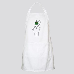 Season's Greetings From Our Cat Apron