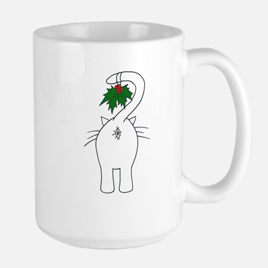 Season's Greetings From Our Cat Mug
