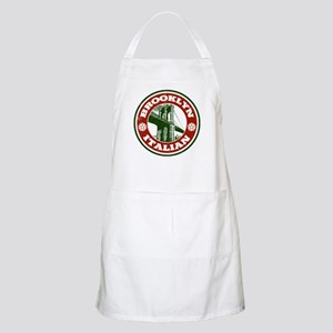 Brooklyn New York Italian Apron