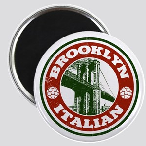 "Brooklyn New York Italian 2.25"" Magnet (10 pack)"