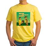 Knots New Knot! Yellow T-Shirt