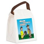 Knots New Knot! Canvas Lunch Bag