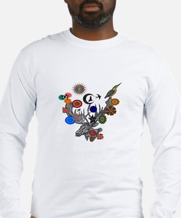 FOREST SONGS Long Sleeve T-Shirt