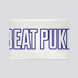 Beat Puke Rectangle Magnet