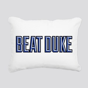 Beat Puke Rectangular Canvas Pillow