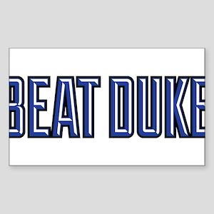 Beat Puke Sticker