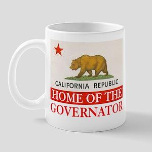 CALIFORNIA GOVERNATOR SHIRT,  Mug