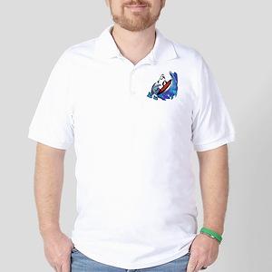 SUP MOTIONS Golf Shirt