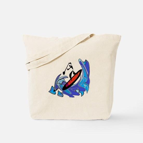 SUP MOTIONS Tote Bag