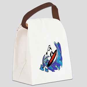 SUP MOTIONS Canvas Lunch Bag