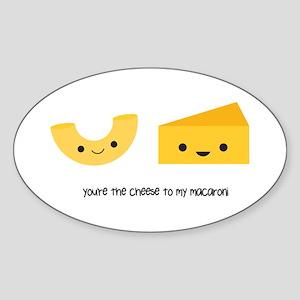 Macaroni and Cheese Sticker