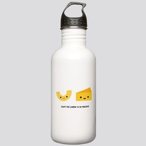 Macaroni and Cheese Water Bottle
